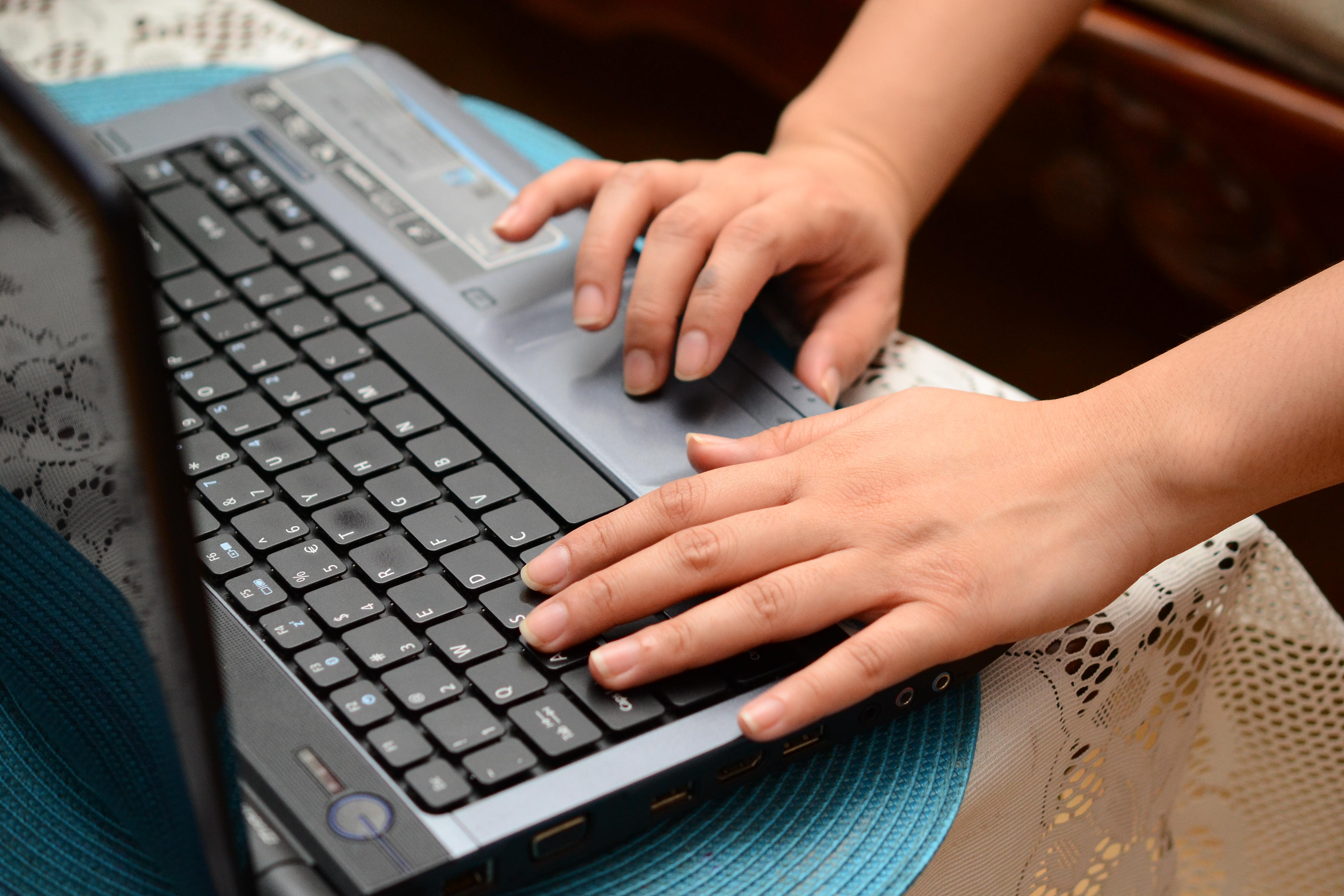 am Computer mehr Zeit und Ruhe
